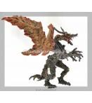Figure - Plastoy - Dragons Autumn Dragon Figure