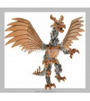 Figure - Plastoy - Dragons Mechanical Dragon Figure