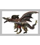 Figure - Plastoy - Dragons Metal Dragon Figure