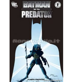 FU Batman vs Predator