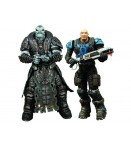AF Gears of War - Ram vs Kim 2 Pack