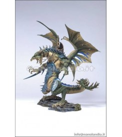 "AF Dragon S.6 - Warrior Dragon Clan - 8"" Figure"