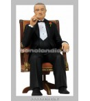 Action Figure - Sd Toys - Godfather Vito Corleone Af