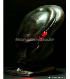 RE Predator 2 - Bio Helmet - 1/1 Replica