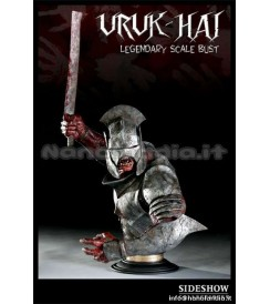 BU LOTR Uruk Hai Legenday - Scale Bust