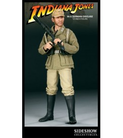 "AF Indiana Jones in German Disguise - 12"" Figure"