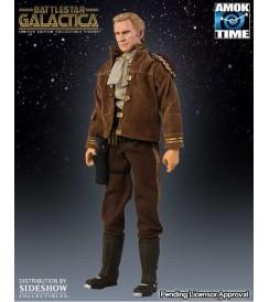 """AF Battlestar Galactica Commander Cain - 12"""" Figure"""