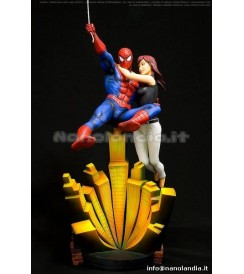 ST Marvel - Amazing Spiderman - Statue