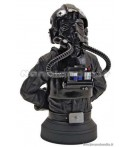 "BU SW - Tie Fighter Pilot - 7"" Bust"