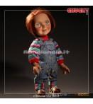 Action Figure - Mezco Toys - Child Play Chucky Good Guys Talk Doll