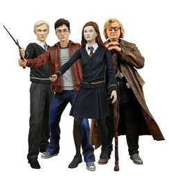 "AF HP Half Blood Prince S. 1 - 4"" Figures Set (4)"