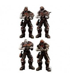 AF Gears of War - Locust Hive - Box Set