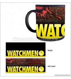 AP Watchmen Logo - Thermal Mug