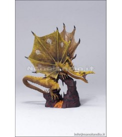 "AF Dragon S.3 - Fire Dragon Clan - 9"" Figure"