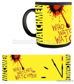 "AP Watchmen Mug ""Who Watches"""