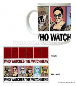 AP Watchmen Dave Gibson Art - Thermal Mug