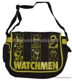 AP Watchmen Messenger Bag Who Watches