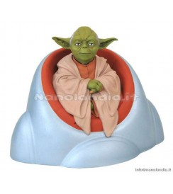AP SW - Jedi Council Yoda Figure Bank