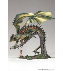 "AF Dragon S.4 - Komodo Dragon Clan DLX Set - 12"" Figure"
