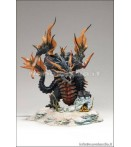 "AF Dragon S.4 - Water Dragon Clan - 7"" Figure"