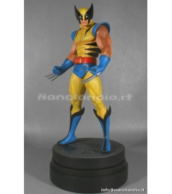 ST Marvel - Wolverine Classic Tigersripe - Museum Statue