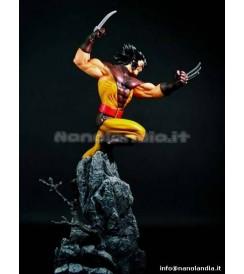"ST Marvel - Wolverine Unmasked Action - 15"" Statue"
