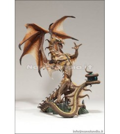 "AF Dragon S.4 - Sorcerers Dragon Clan - 8"" Figure"