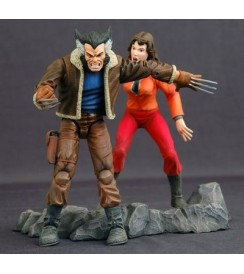 "AF Marvel Select - Wolverine Days of Future Past - 6"" Figures (2"