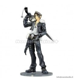 AF FF Dissidia S.1 - Squall Leonhart - Action Figures