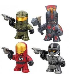 AF Halo Odd Pods 1 - Set (4 Figures)