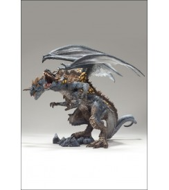 "AF Dragon S.4 - Berserker Dragon Clan - 6"" Figure"
