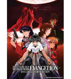 DVD NGE - Revival of Evangelion