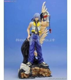 PS Kindom Hearts - Riku - PVC Statue