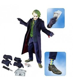 AF Batman Dark Knight - Joker - 1/6 Scale Figure