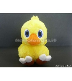 PC Final Fantasy - Chocobo - Mini Plush Key Chain