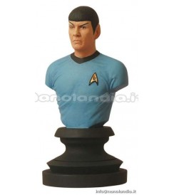 BU ST Icons - Commander Spock - Bust