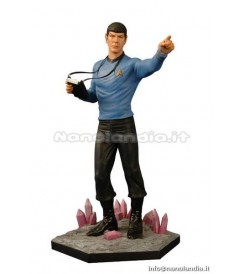 ST ST 40th Anniversary Landing Party - Spock - Statue