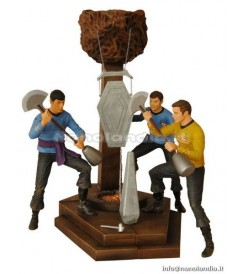 ST TOS 40TH ANNIV AMOK TIME MCCOY STATUE