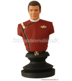 ST TWOK ICONS ADMIRAL KIRK BUST