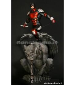 ST Marvel - Daredevil Armored - Statue