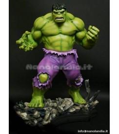 ST Marvel - Retro Hulk - Statue