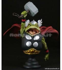 BU Marvel - Thor - Frog of Thunder - Mini Bust