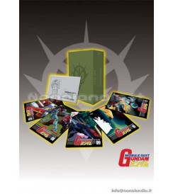 DVD Gundam - Mobile Suit Gundam - Box 2 (5 DVD)