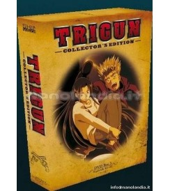 DVD Trigun - Collector's Edition Box 3 (2 DVD)