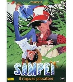 DVD Sampei - Box 7 (3 DVD)
