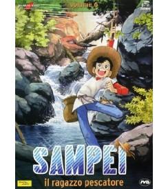 DVD Sampei - Box 6 (3 DVD)