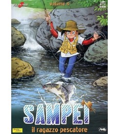 DVD Sampei - Box 4 (3 DVD)