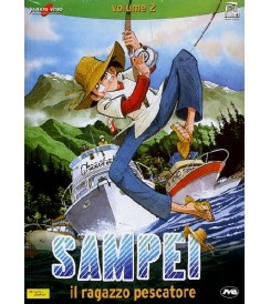 DVD Sampei - Box 2 (3 DVD)