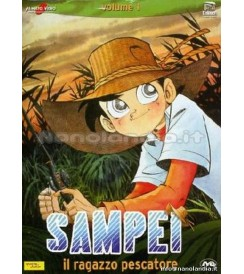 DVD Sampei - Box 1 (3 DVD)