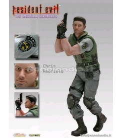 ST Resident Evil - Chris Redfield - Statue
